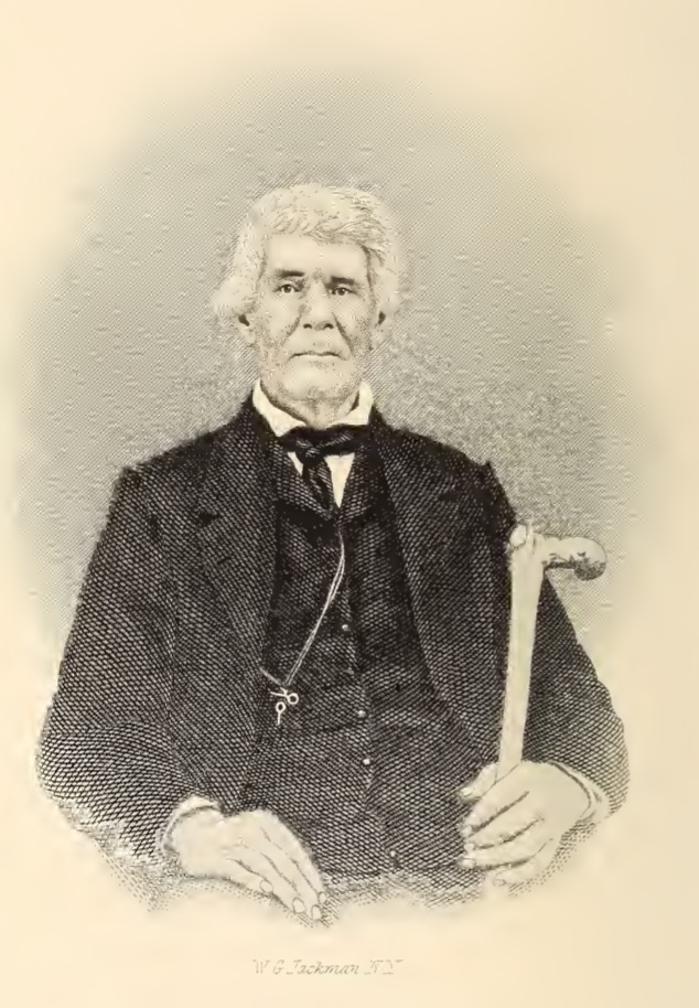 Elder Wilson Thompson